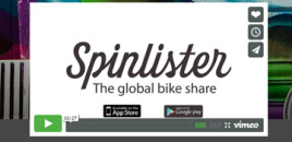 Spinlister – The Global Bike Share – Make Money, Meet People, Save Environment