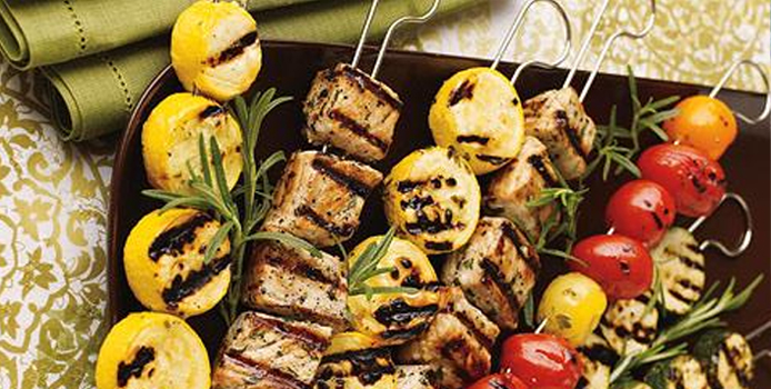 Hot off the Grill: Healthy Recipes for a Summer Barbecue